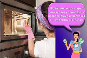 Как быстро отмыть микроволновку внутри от жира в домашних условиях