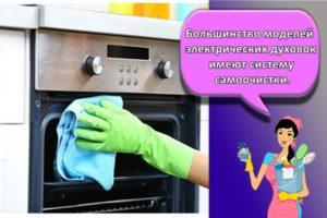 Как и чем быстро отмыть духовку от жира и нагара в домашних условиях