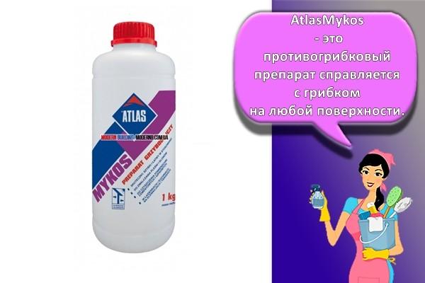 средство AtlasMykos