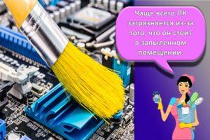 Как почистить компьютер от пыли в домашних условиях, пошаговое руководство