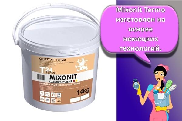 Mixonit Termo