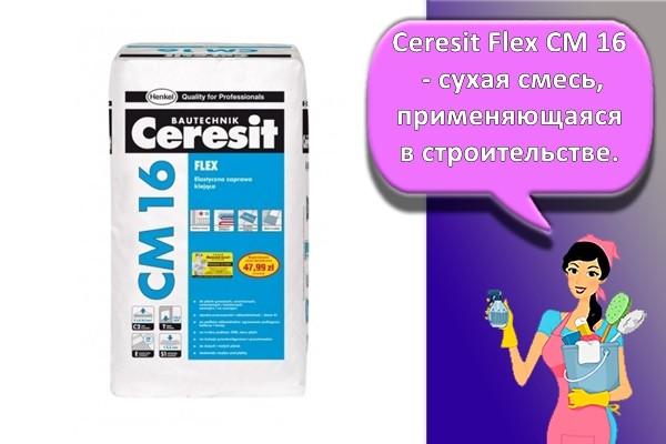 Ceresit Flex CM 16