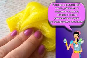 12 рецептов, как можно сделать слайм из мыла в домашних условиях