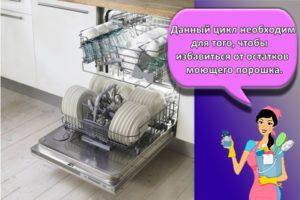 Сколько по времени моет посудомоечная машина и как понять, что закончился цикл