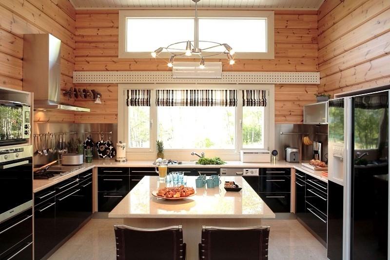 Прежде чем начать обустройство кухни, нужно наметить дизайн-проект.