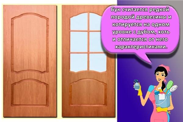 Бук считается редкой породой древесины и котируется на одном уровне с дубом, хоть и отличается от него характеристиками.