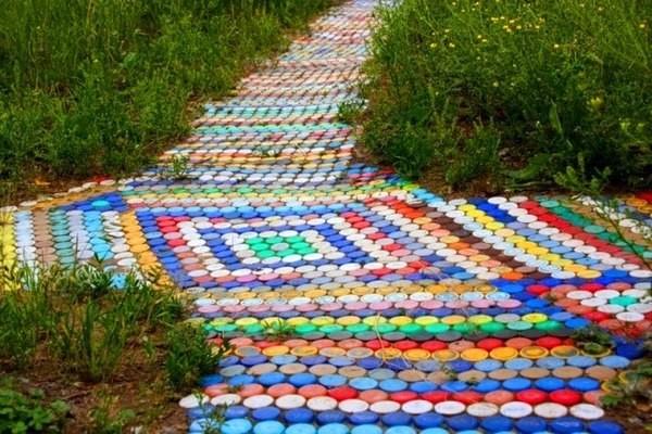 пластиковая дорожка