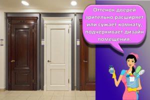Как правильно выбрать межкомнатные двери, критерии подбора и советы