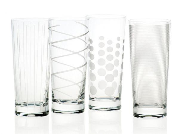виды стаканов