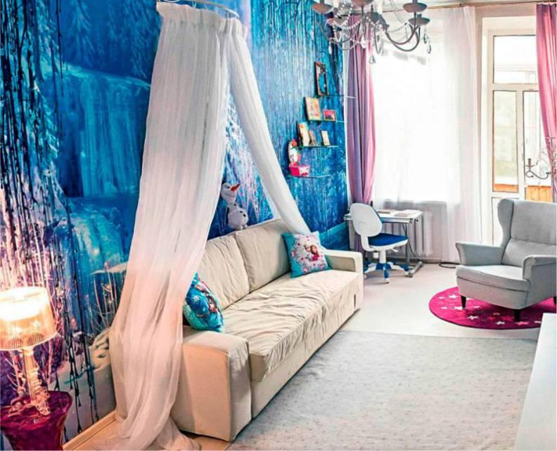 красивая комната