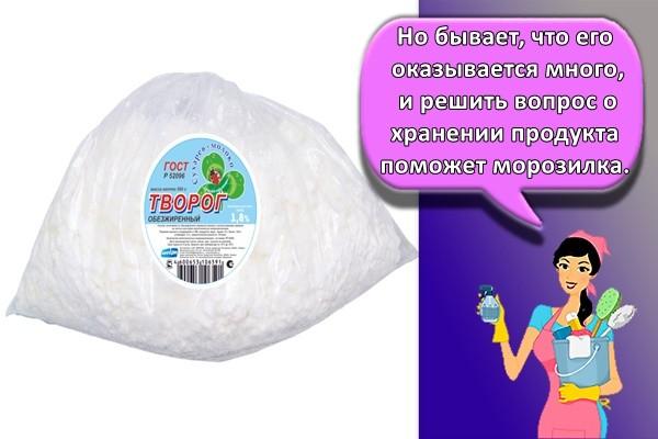 Но бывает, что его оказывается много, и решить вопрос о хранении продукта поможет морозилка.