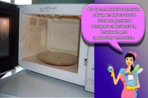 Чем лучше покрасить микроволновку внутри и как выбрать состав