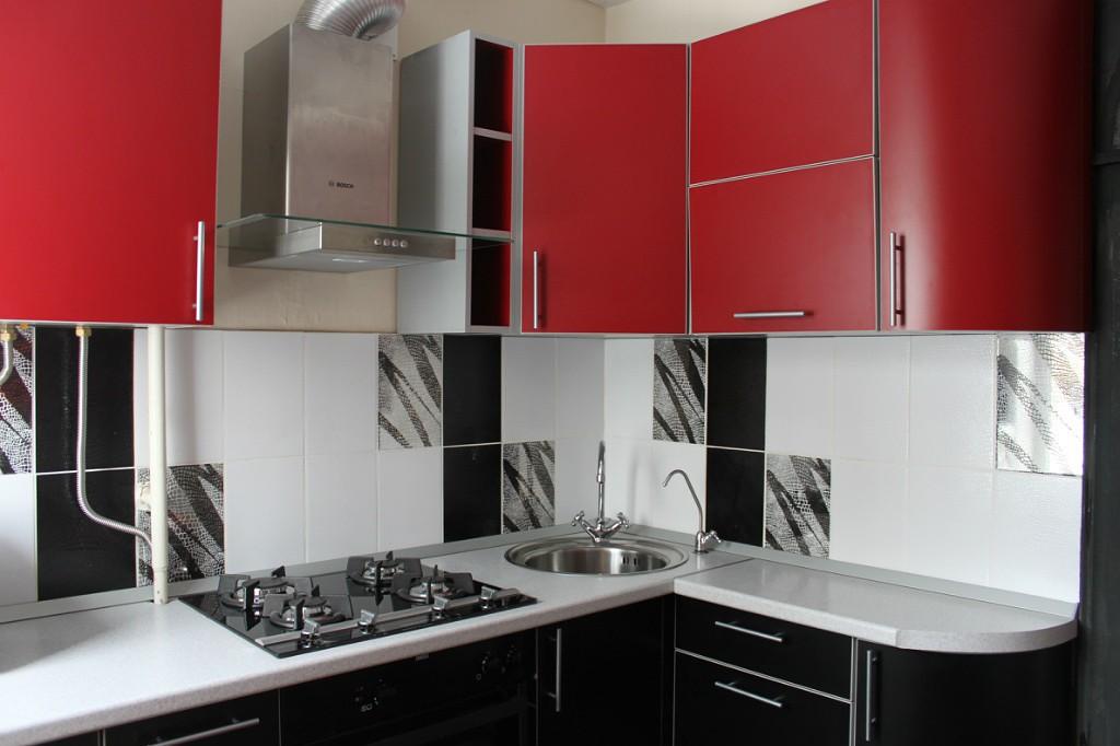 матовая кухня