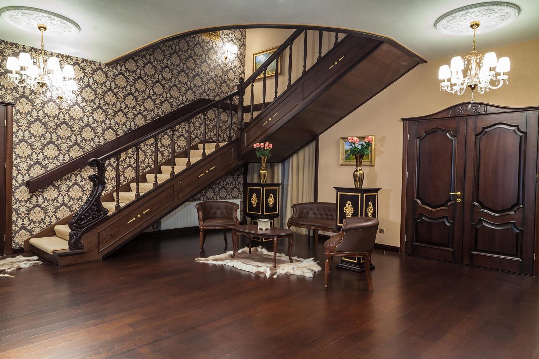 Стиль прованс должен поддерживаться всеми помещениями дома