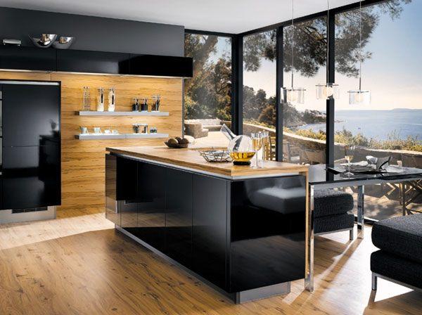 кухни с островом дизайн Современный