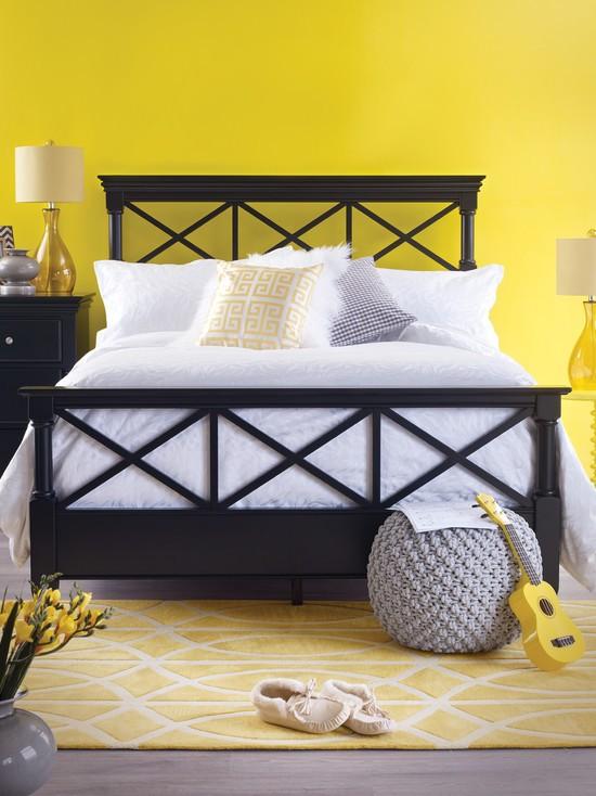 Желтый или лимонны