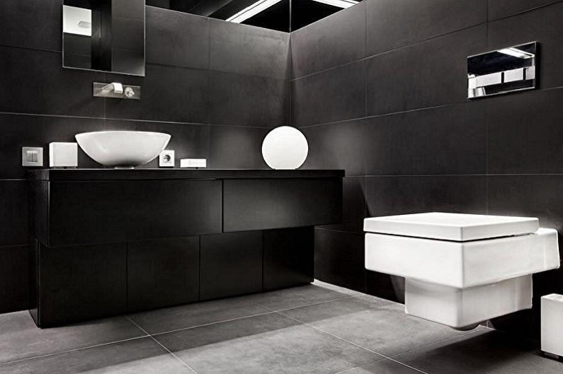 черная ванна