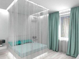 Как правильно подобрать шторы для спальни в современном дизайне