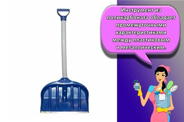 лопата для уборки