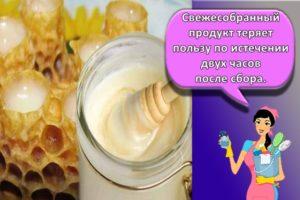 4 способа как и где можно сохранить маточное молочко
