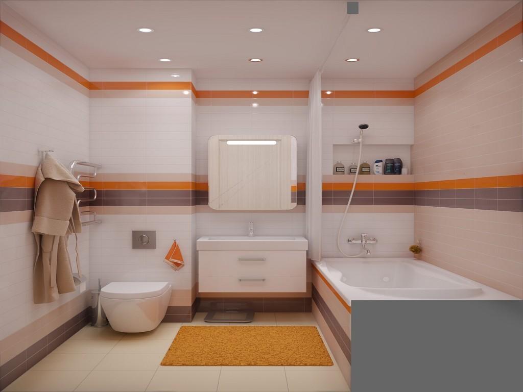 стильная ванна