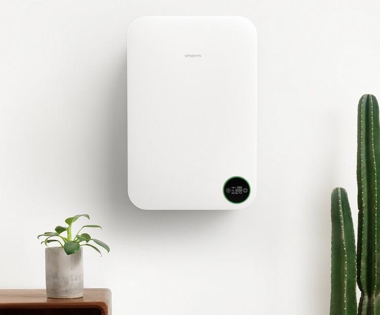 Xiaomi Smartmi Fresh Air System Wall Mounted