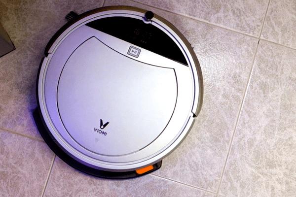 Xiaomi Viomi Internet Robot Vacuum Cleaner VXRS01
