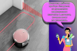 Что такое виртуальная стена и как ее сделать для робота-пылесоса своими руками