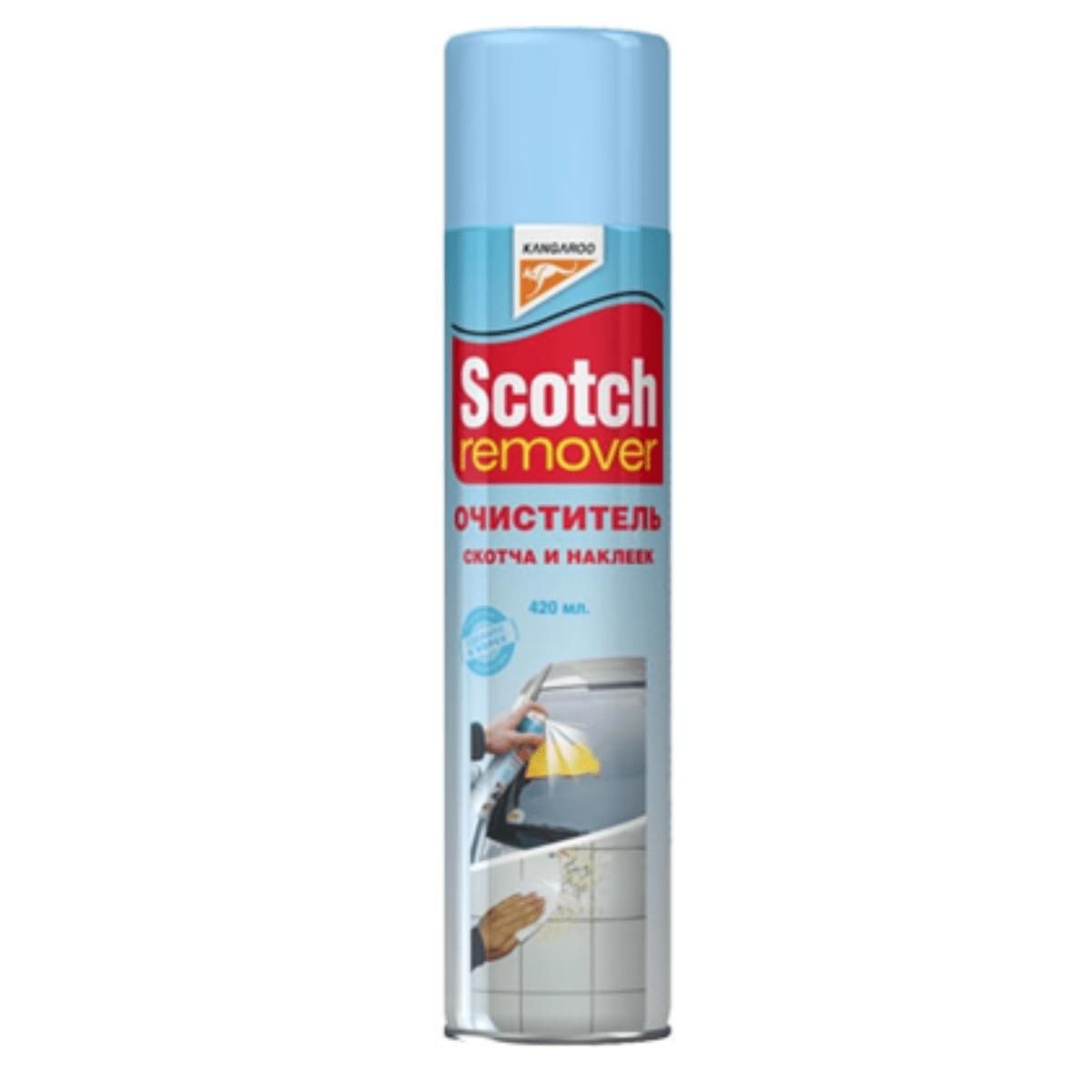 Scotch Remover