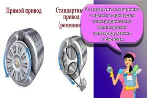 Плюсы и минусы прямых приводов в стиральных машинах, топ-4 лучших модели