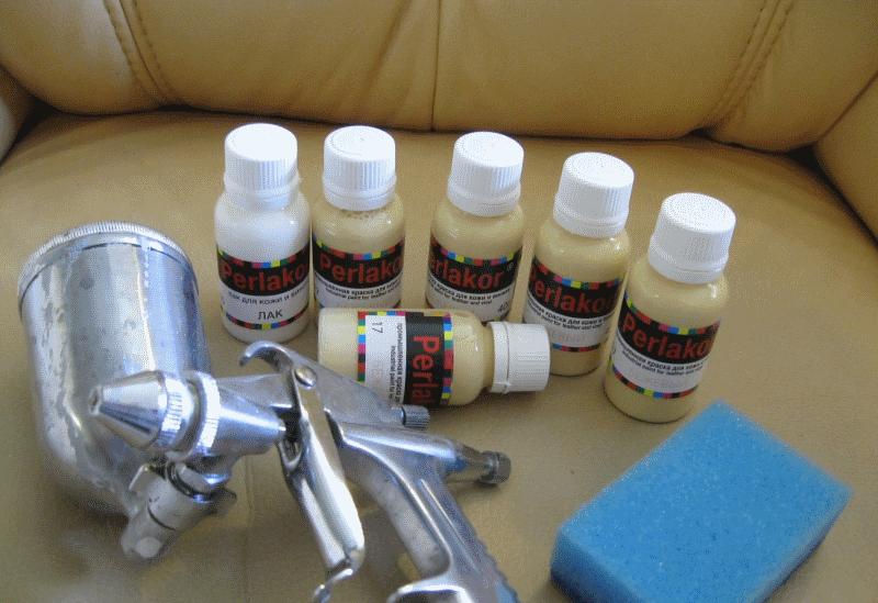 Кремообразные краски