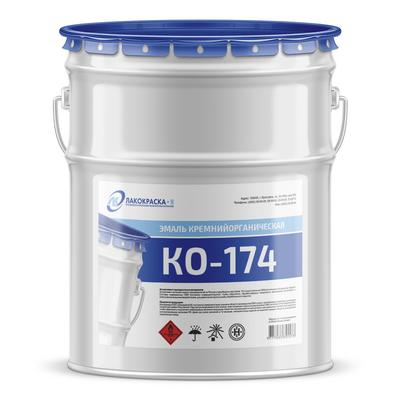 Фасадная эмаль КО-174