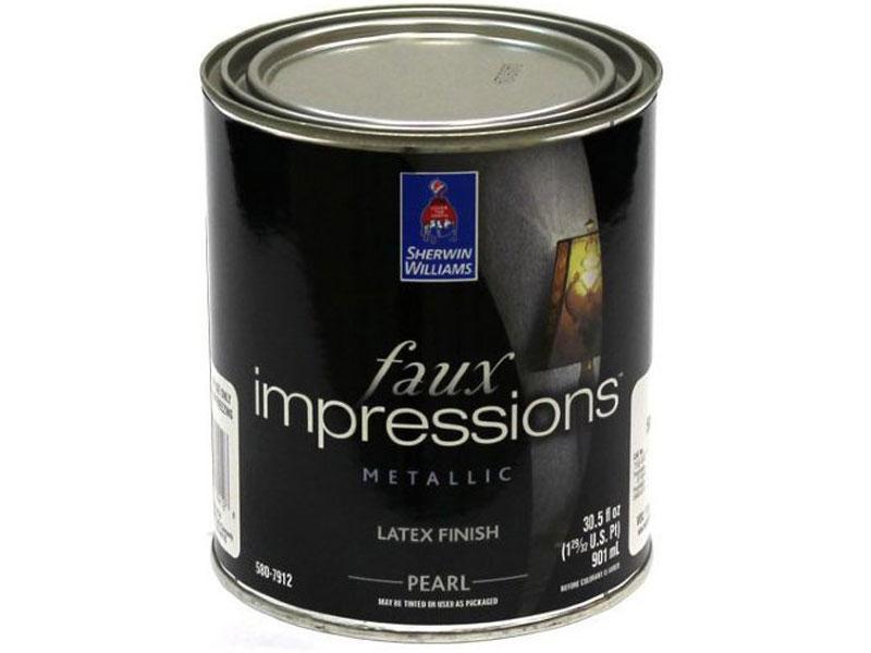 Sherwin Williams — Faux Impressions Latex Glaze