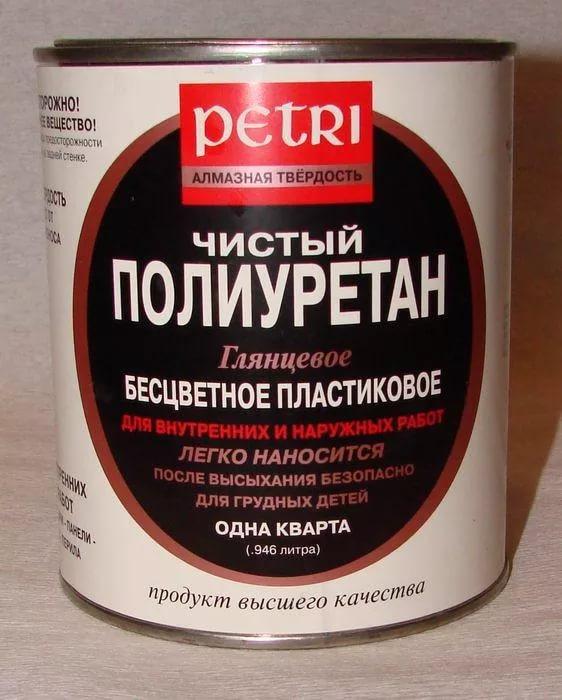 Полиуретановые лаки