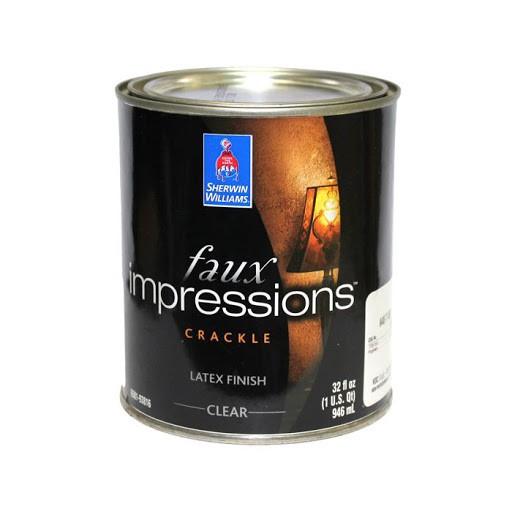 Faux Impressions — Dimensional Base coat
