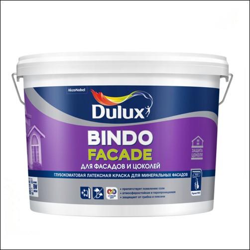 Dulux Bindo Facade BW
