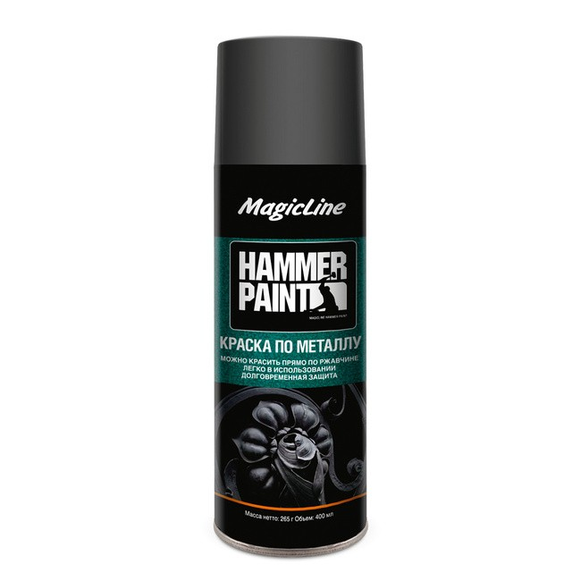 термостойкая краска по металлу MagicLine