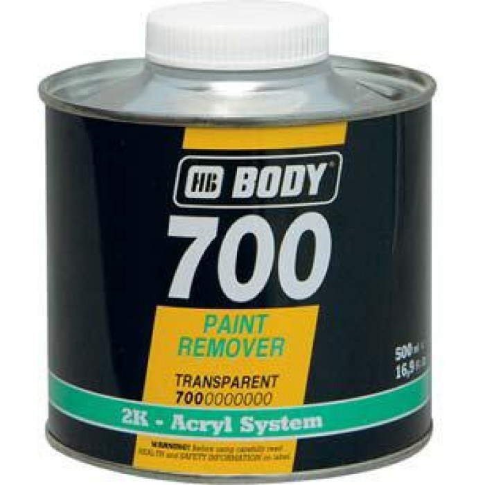 Body 700 REMOVER