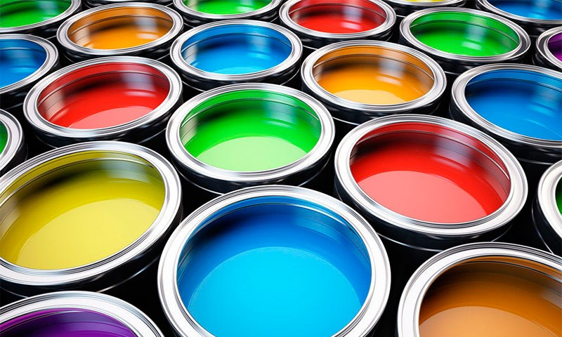 Поливинилацетатная краски