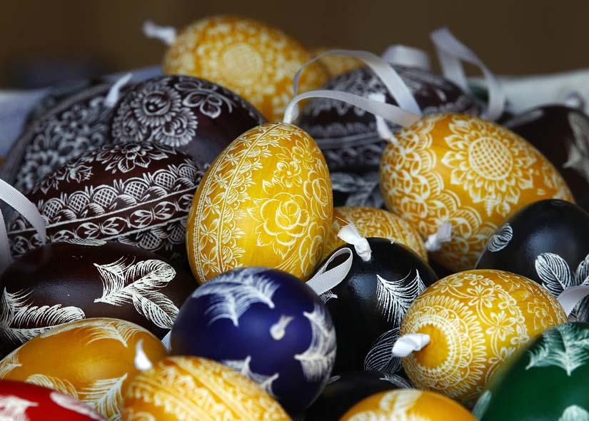 Гравировка яиц