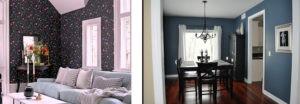 Что лучше и дешевле поклеить обои или покрасить стены, плюсы и минусы